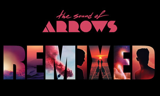 The sound of arrows remixed