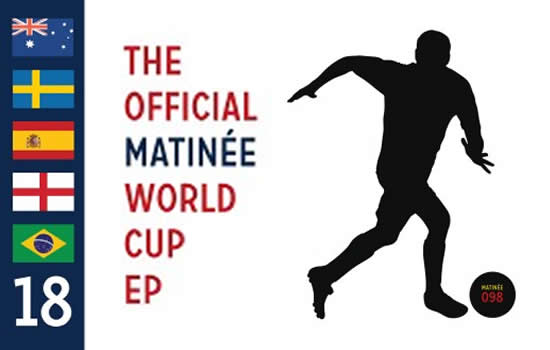 foto de The Official Matinée World Cup EP